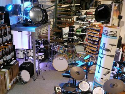 Alles was das Schlagzeugerherz begehrt